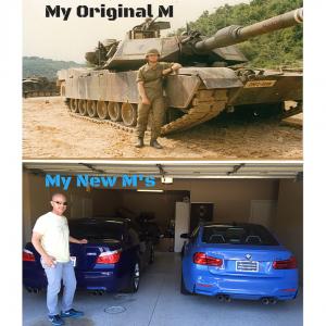 Steve Swartz Network Markeing BMW M